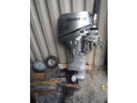 Honda Fourstroke outboard 8HP