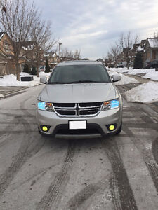 2011 Dodge Journey Crew 7 Passenger Clean Car