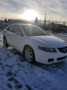 Acura tsx low km**