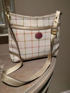GENUINE COACH Cross body Bag