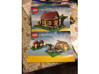 LEGO - Creator Set (Log Cabin)