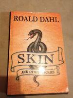 RONALD DAHL hardcover-SKIN (adult short stories)