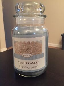 Brand New Yankee Candle 22 OZ Sparkling Sugar Kitchener / Waterloo Kitchener Area image 1