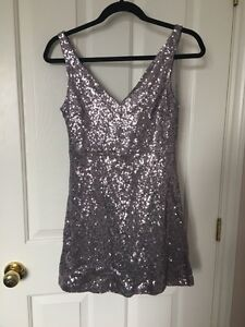 Sequin dress - Ava - Size Small