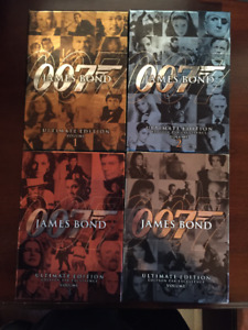 James Bond Ultimate edition DVD
