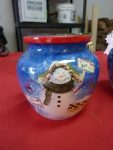 Snowman Tart Burners (Two Different Pictures)