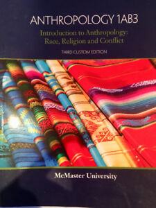 McMaster Anthropology Textbooks