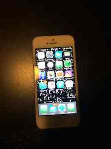 Iphone 5s gold 32gig