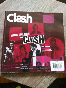 clash magazine - the clash issue