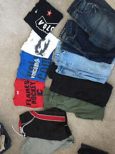 Lot of boys clothes size 14