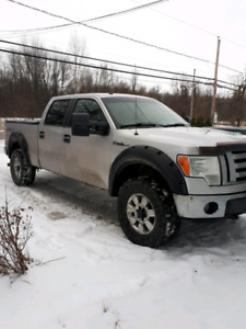 Ford f150 supercrew 2009