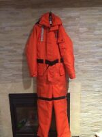 Mustang survival floatation suit