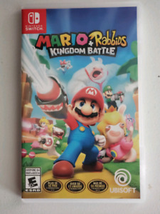 Mario + Rabbids Kingdom Battle pour Nintendo Switch