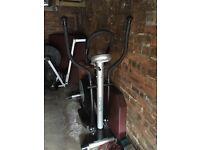 Infinity elliptical cross trainer