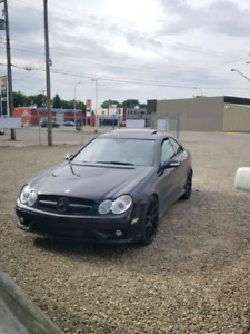 2007 Mercedes-Benz Clk550 *REDUCED NEED GONE*