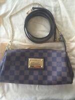 Authentic Eva clutch louis Vuitton with dust bag