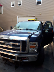 2008 Ford F350 4x4 - 8ft Box - Safety Insp till Aug 2019