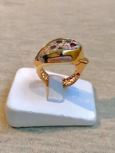 Bague Graziella en Or 18K