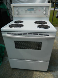Electric range stove for sale