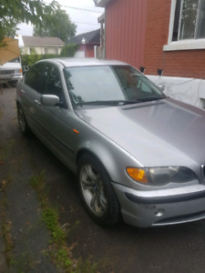 2005 BMW 320I FOR SALE FULLY EQUIPPED