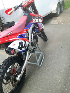 2016 crf 450 20 hours
