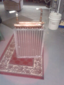AIR CONDTIONING OR HOT WATER HEATING H COIL London Ontario image 2
