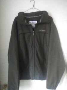 (new) Men's Spring Columbia Coat