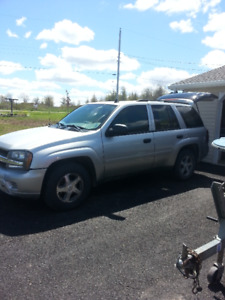 2006 Chev Trailblazer Low KMs, lots of new parts