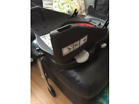 Matrix light 2 isofix car seat base
