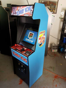 10,000+ GAMES CUSTOM STAND UP ARCADE MACHINES!!! CANADIAN MADE!!