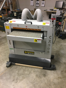 """26"""" Craftex dual drum sander. Great shape, ready for work"""