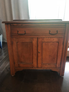 Antique Side-Table