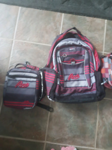 2 Roots backpacks and lunch bags
