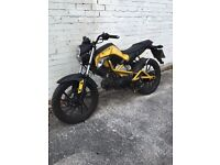 KYMCO K-PIPE 125cc ( CBT LEGAL ) 64 PLATE