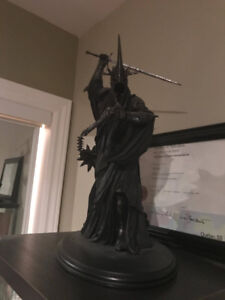 Sideshow Morgul Lord Statue LOTR (Witch king of Angmar)