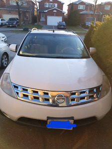 Selling Nissan murano  2003 for $2750