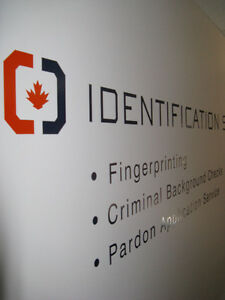 FINGERPRINTING SERVICES - ACCREDITED BY THE RCMP Cornwall Ontario image 1