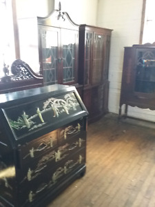 Antique furniture, collectibles, wood plus 1000 booths