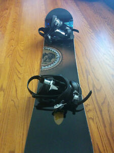 Full Package Burton Snowboard with Bindings/Boots/Bag/Goggles London Ontario image 2