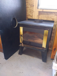 Great woodstove for cabin!