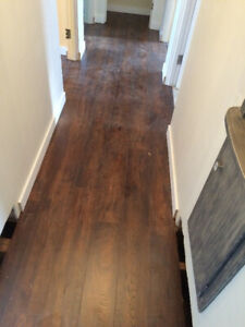 As low as 1.50/SF we install laminate to replace your dirty carp