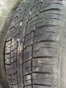 Used tires and rims for sale London Ontario image 2