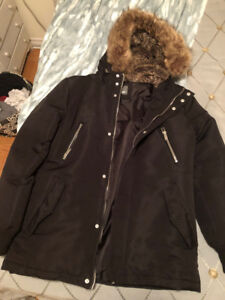 Winter Jacket ( Down-filled) Size M