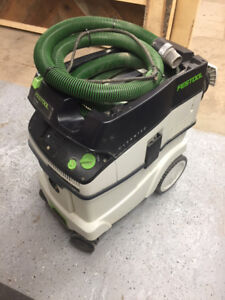 Festool CT 36 E Dust Extractor