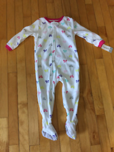 Brand New with Tags - Size 2T Carters Pyjamas
