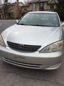 CAMRY LE 2002 - 178,000 KM for sale