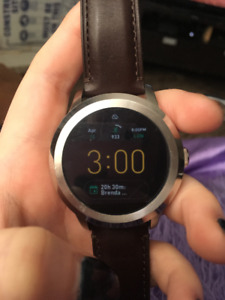 Men's Fossil Smart Watch Version 2