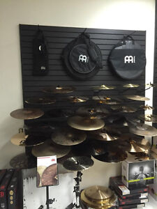 Huge Selection Of Meinl Cymbals In Stock ! Harquails Music