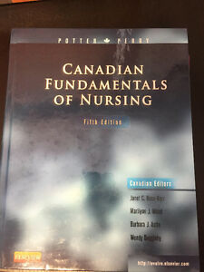 Canadian Fundamentals of Nursing