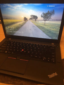 Lenovo T450 Professional Laptop(core i5, 500GB HDD, 8GB RAM)